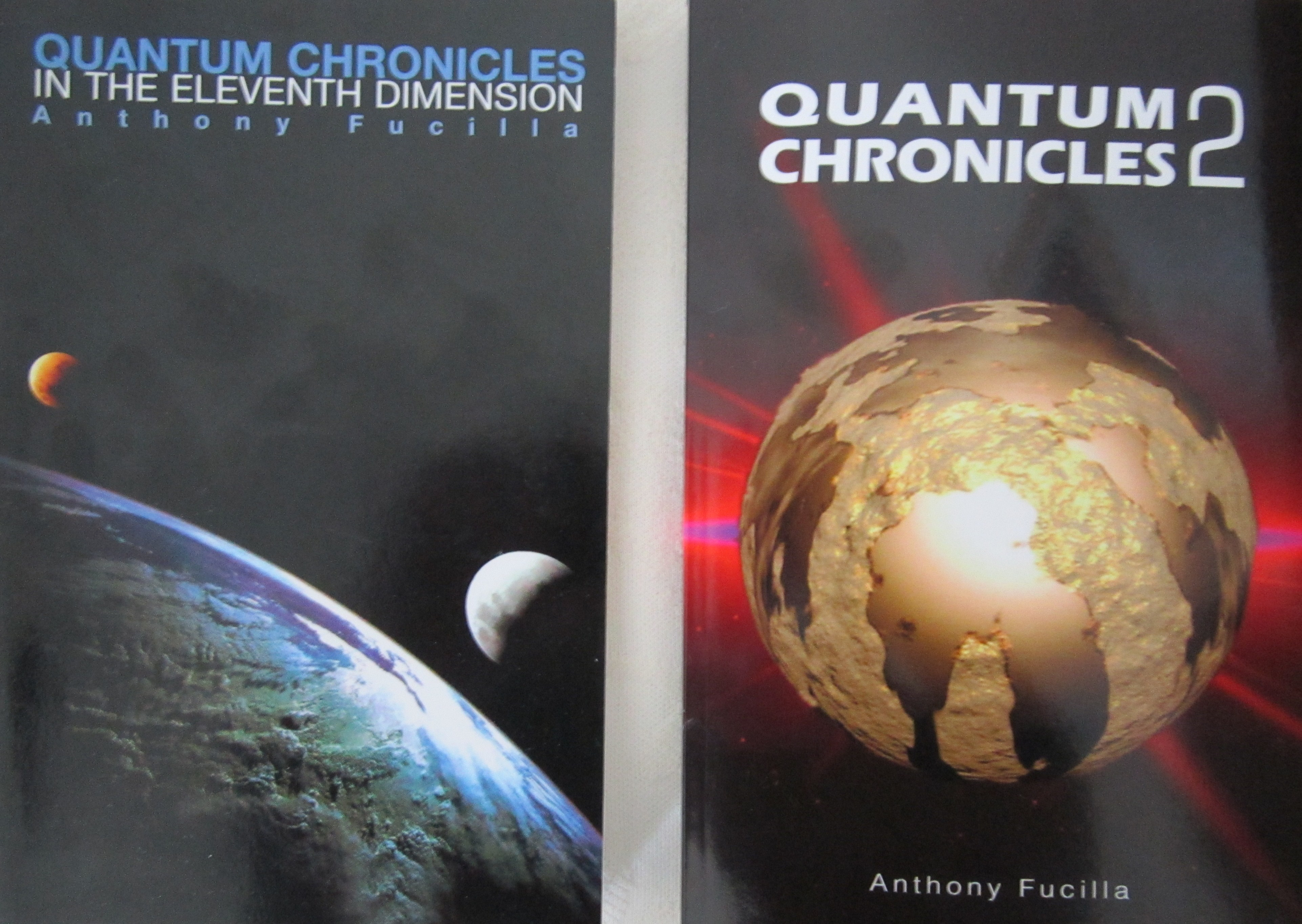 Quantum Chronicles In The Eleventh Dimension